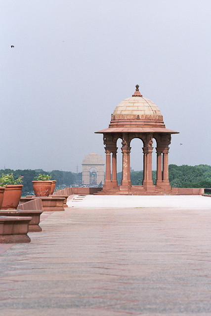From Rashtrapati Bhavan to India Gate