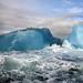 iceberg azul by cedequack