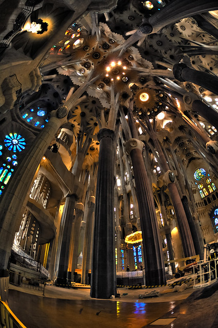 5135550028 cac354894b for Kathedrale barcelona gaudi