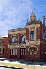 Bendigo Fire Station-01+