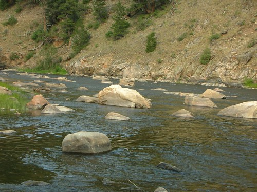 The north platte fly fishing report from encampment for North platte fishing report