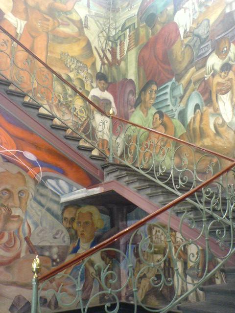 Photo for Mural prepa 1 uaemex