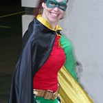Robin, the Girl Wonder