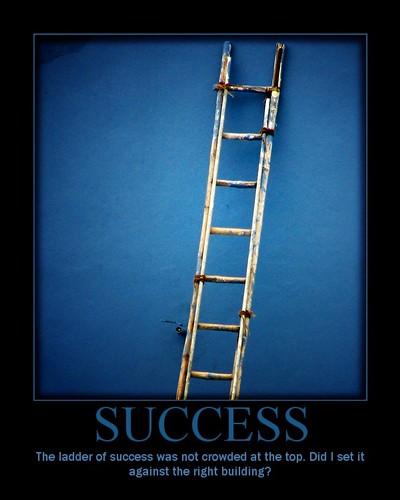Succes in je loopbaan - maak keuzes