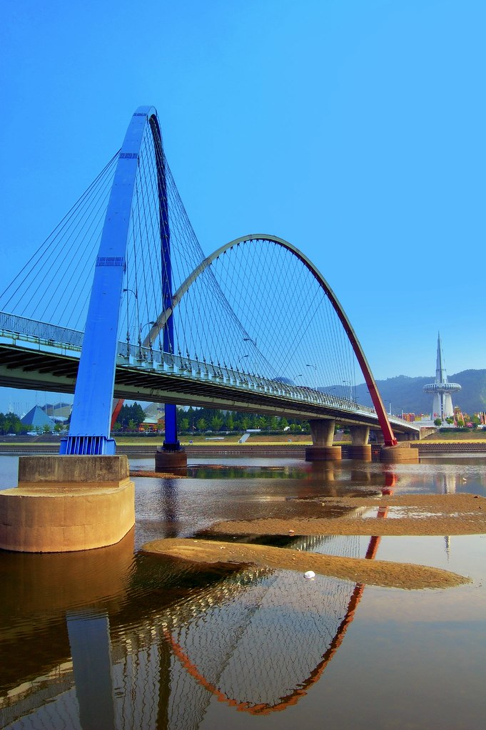 Expo Bridge, Daejeon
