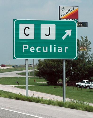Peculiar Missouri