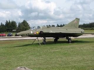 Saab RF-35 Draken