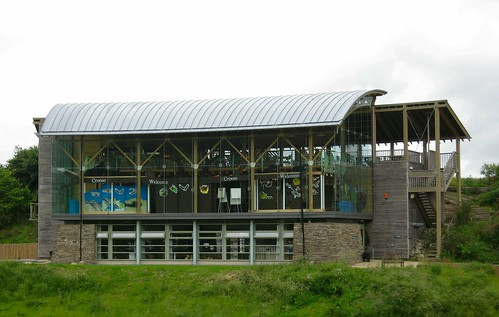 Cilgerran wildlife centre