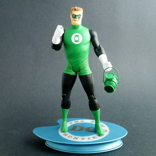 DC Direct New Frontier Green Lantern