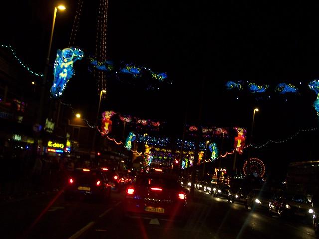 Blackpool Lights Okie Baroque