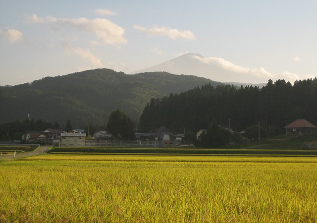 Mt Chokai (鳥海山)