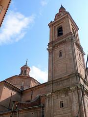 Calatayud church tower