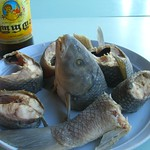Bony Fish - Akhaltsikhe, Georgia
