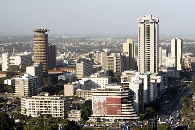 Nairobi view 1