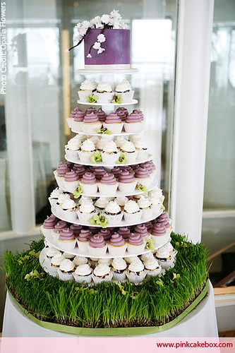 Cupcake Tower | Flickr - Photo Sharing!
