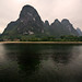 Li River, between Guilin & Yangshuo
