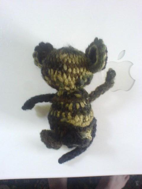 Amigurumi Camo Monkey