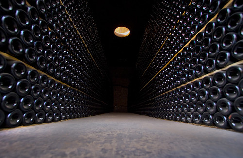 99 bottles of wine on the wall.