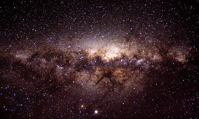 Milky Way from Apollo Bay