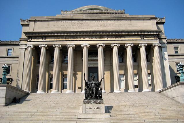 Columbia university dissertation office