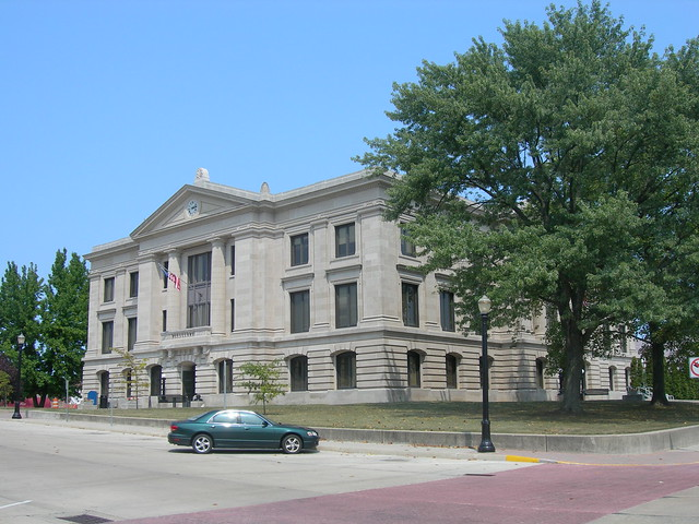 Hendricks county court house flickr photo sharing for Hendricks house