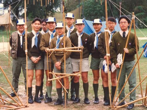 1992旅部四十週年旅慶家長日