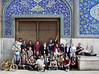 WE / Sheikh Lotfollah Mosque Entrance by Hamed Saber
