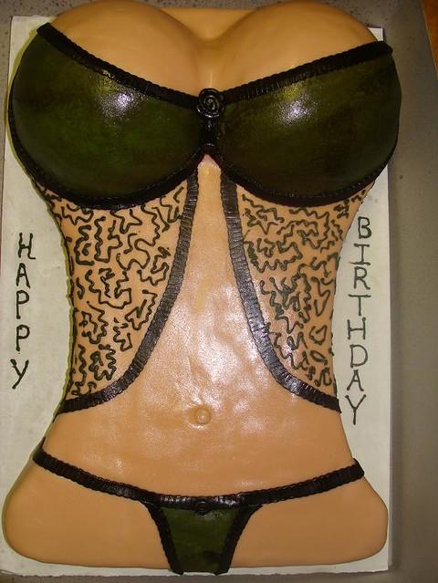 2nd Torso Cake