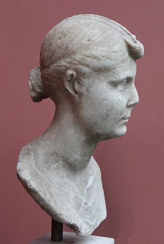 Roman Lady from Cerveteri (profile)