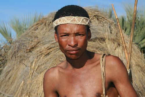 Africa - Namibia / Bushmen by Rudi Roels