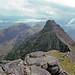 Bidein a' Ghlas Thuill - Sgurr Fiona (An Teallach) route, 9 June 93 (4 of 7) by gillean55