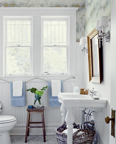 Bathroom Walls - Bathroom Remodeling Wall Options