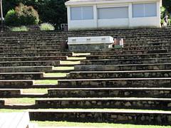 Little Theater Amphitheater, Rose Garden, Raleigh NC 6771