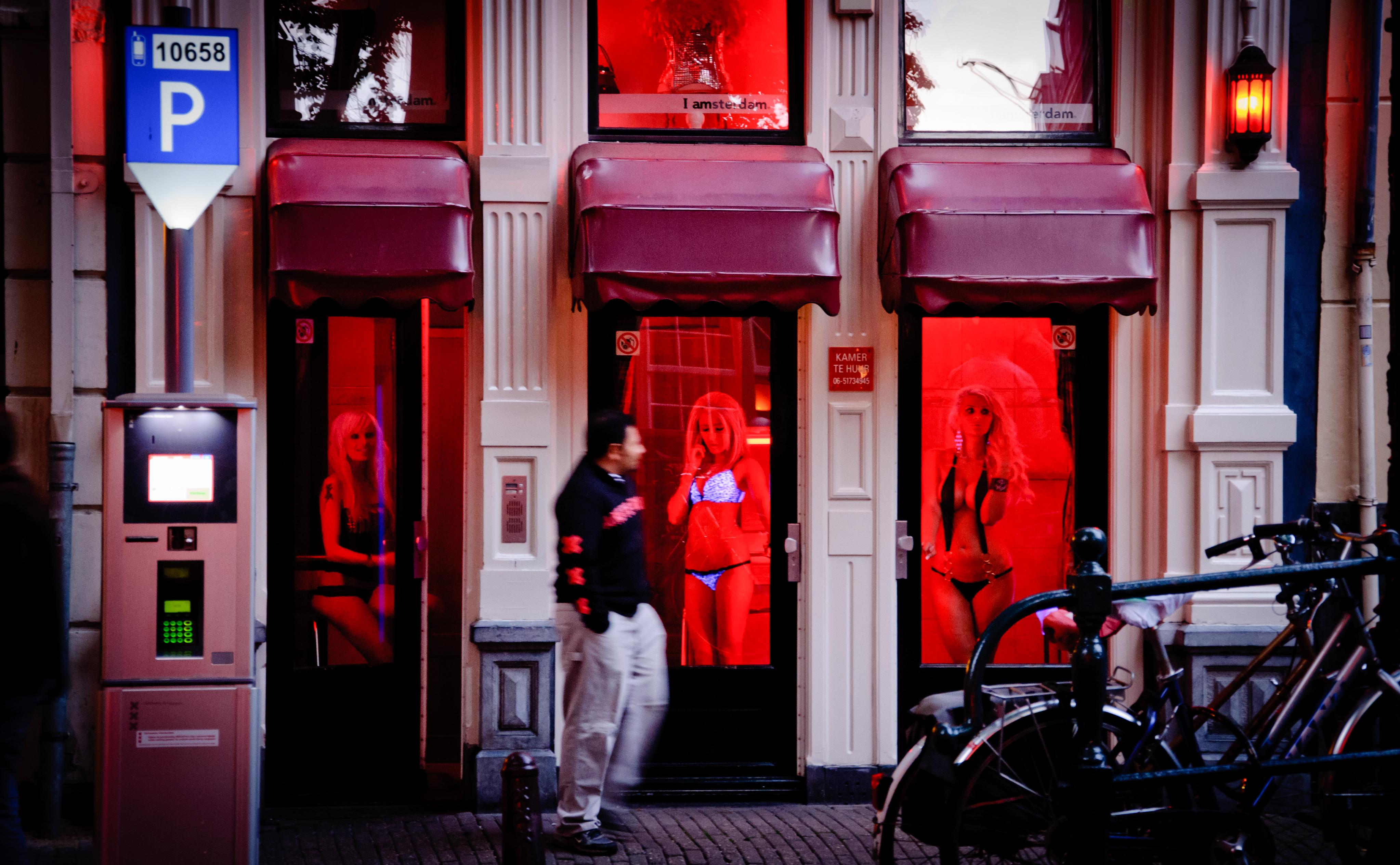 Amsterdam Red Light District - Ladies | Flickr - Photo