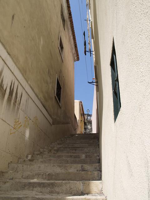 Lisboa - Beco do Maldonado
