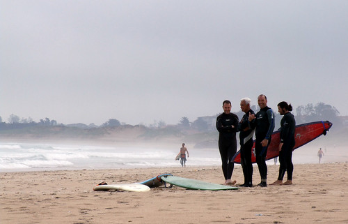 Surf playa Somo, Cantabria