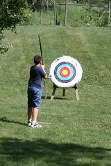 archery, individual sports, play, sports, recreation, outdoor recreation, target archery,
