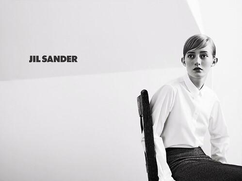 JIL SANDER AD | FALL '06