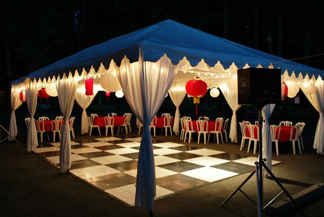 The outdoor dance floor explore paperseed 39 s photos on for Outdoor dance floor ideas