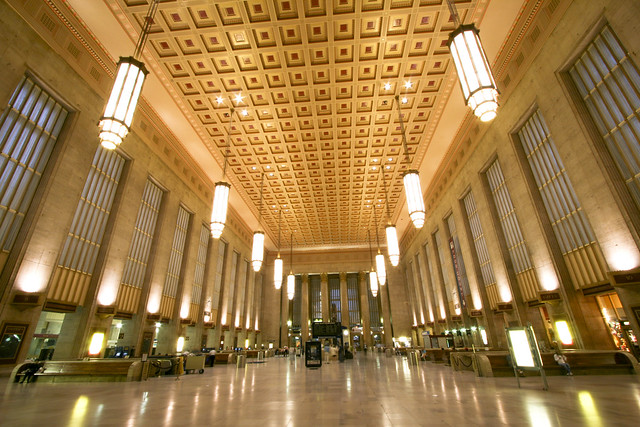 Wide Angle Inside 30th Street Station Explore Adw44 39 S Phot Flickr Photo Sharing