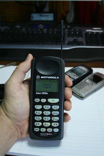 Motorola Select 2000e