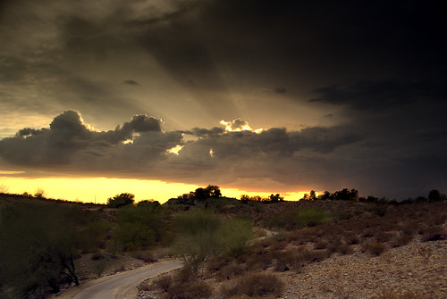 sunset arizona sky storm yellow topv111 landscape gold topv333 scenic naturallight stormy vista layers thunderstorm dramaticsky hdr cavecreek eveninglight phoenixarizona afternoonlight phoenixaz nikond200 unusuallight loweringsky glowingcloud loomingcloud dearflickrfriend jimhankey isawyoufirst superbmasterpiece diamondclassphotographer flickrdiamond phoenixariz