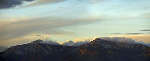 arizona usa clouds sunrise sierravista cloudymountains supershot sundaysunrise arizonasunrise panoramafotográfico sierravistaarizonausa