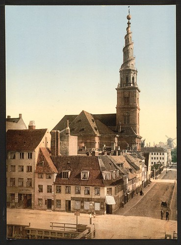 [Saviour Church, Copenhagen, Denmark] (LOC)
