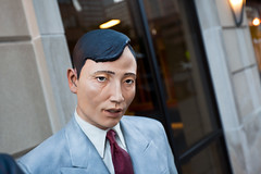 Seward Johnson Sculpture Walking Tour - Albany, NY - 10, Jun - 13 by sebastien.barre