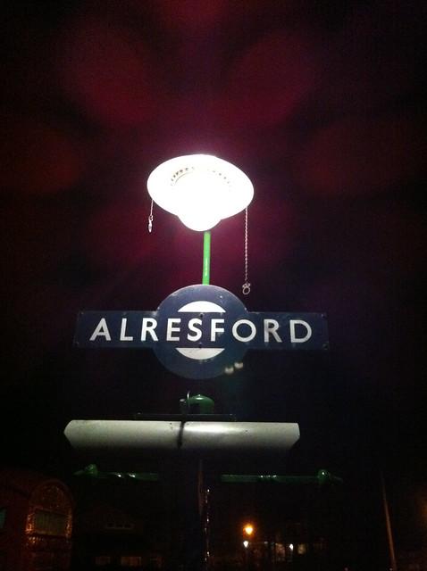 Header of Alresford