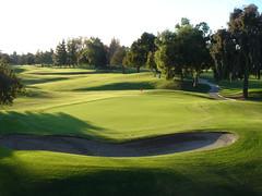 Santa Anita Golf Course, Santa Anita Course