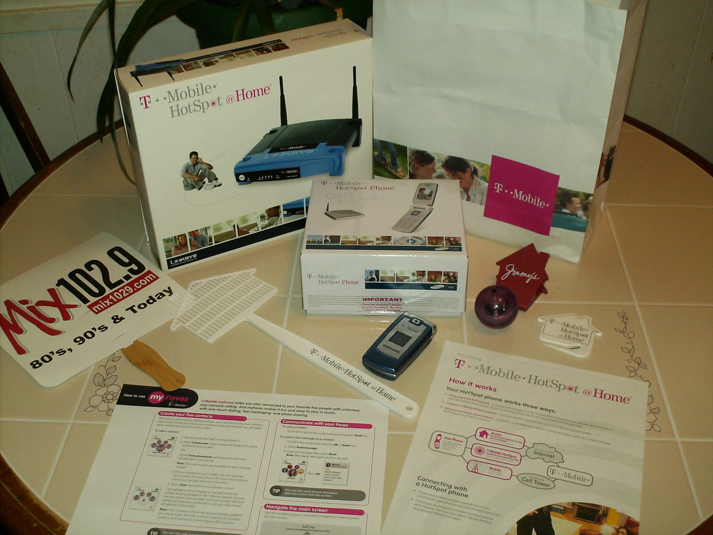 T-Mobile HotSpot@Home Sweepstakes Prize   Check my eBay auct…   Flickr