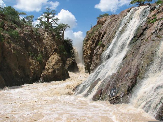 Epupa Falls, Kunene River