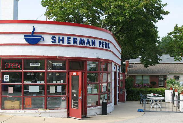 Sherman Perk